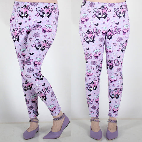 Roxie Sweetheart Magical Ghoul Leggings