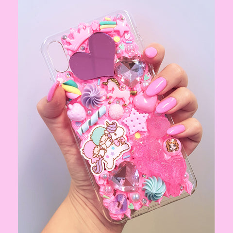Magical Unicorn Phone Case ~ iPhone XS MAX