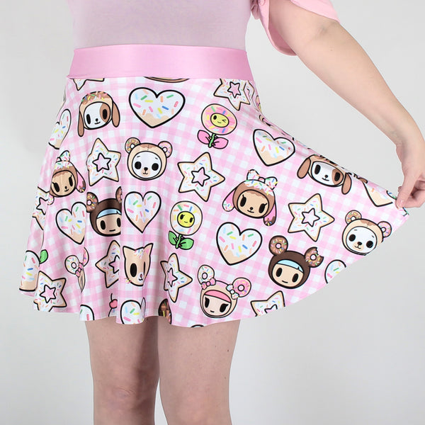 Official Tokidoki Donutella Skirt