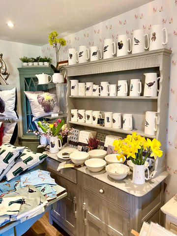 Interior 4 of our shop at Manor Barns | Christie Lloyd