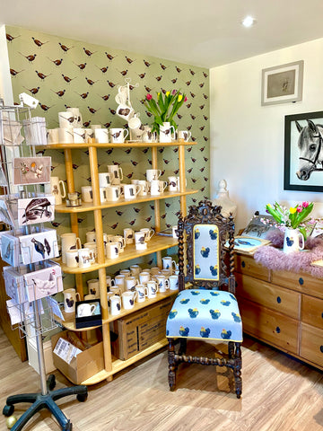 Interior 3 of our shop at Manor Barns | Christie Lloyd