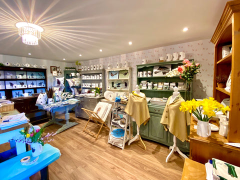 Interior 2 of our shop at Manor Barns | Christie Lloyd