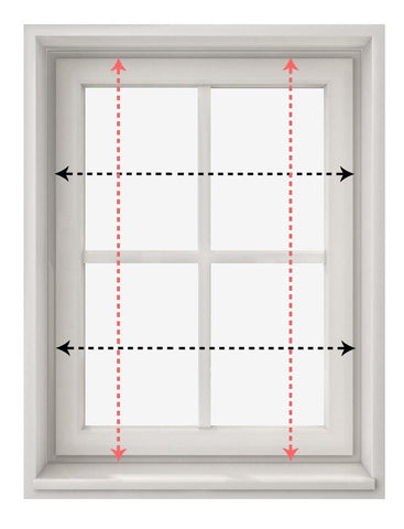 Blinds Measuring Inside Recess | Christie Lloyd