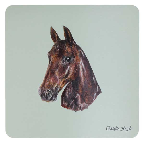Coco Horse Table Mat