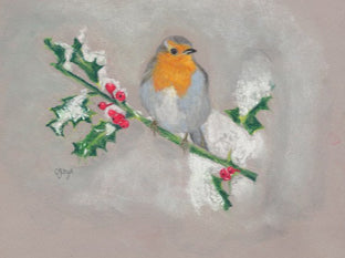 Bobby Robin Table Mat