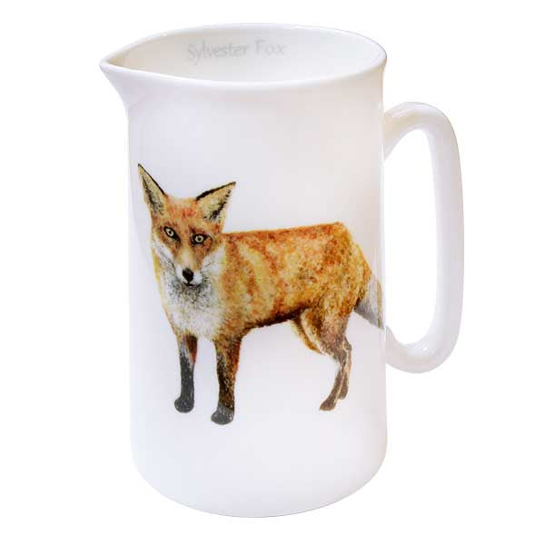 Sylvester Fox Jug (OOS Please allow 6-8 weeks for delivery)