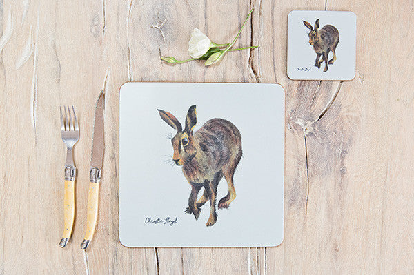 Harold Hare Table Mat