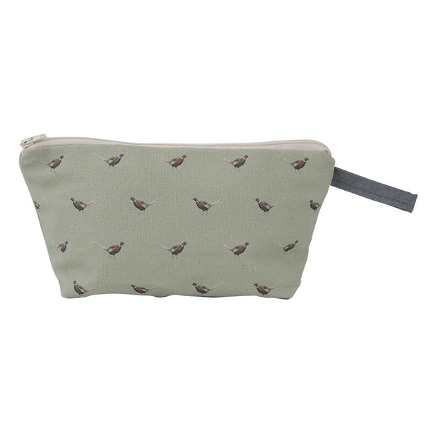 Ernie Pheasant Wash Bag