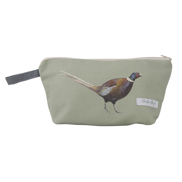Ernie Pheasant Wash Bag - Out of Stock