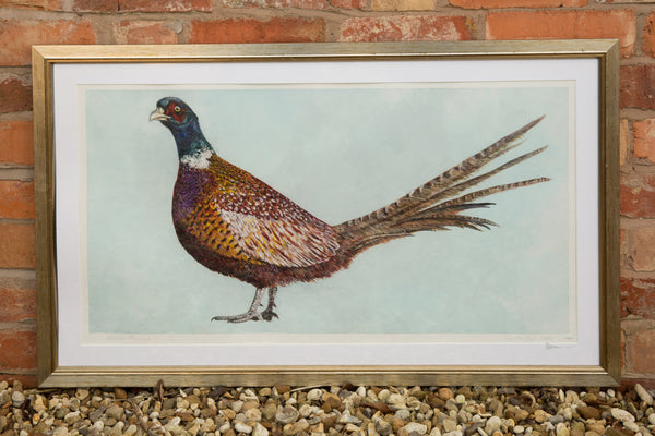 William Pheasant Limited Edition Print