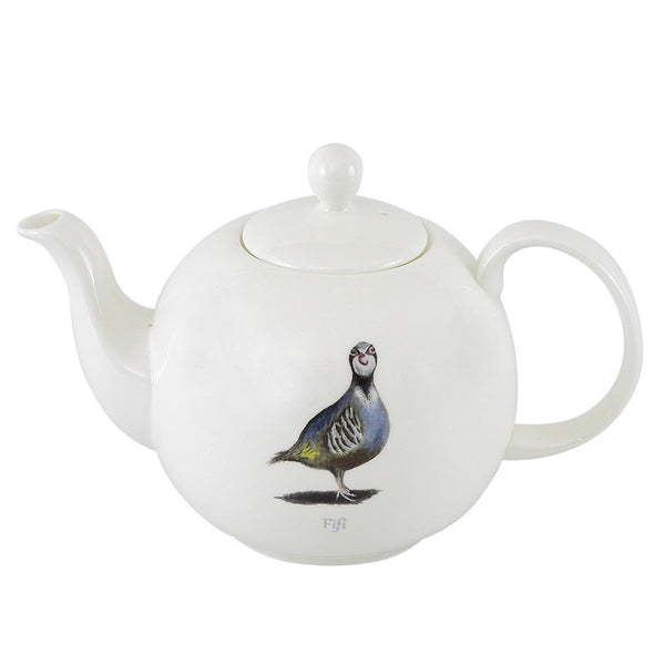 Fifi Partridge Teapots - Out of Stock