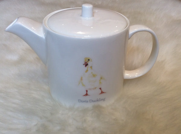 Doris Duckling Teapot (2 in stock)
