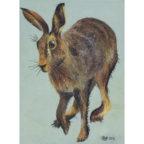 Harold Hare Limited Edition Print