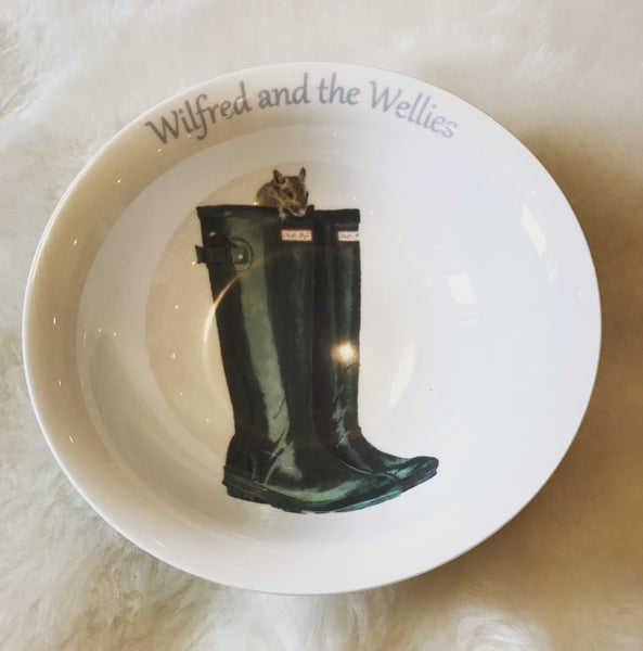 Wilfred Mouse Serving Bowl