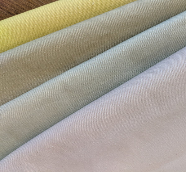 Cotton Fabric Bundle (Pastels)