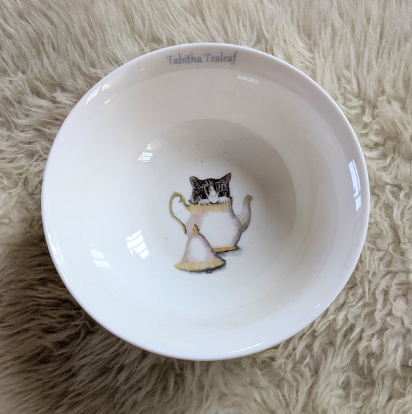 Tabitha Tealeaf Cereal Bowl