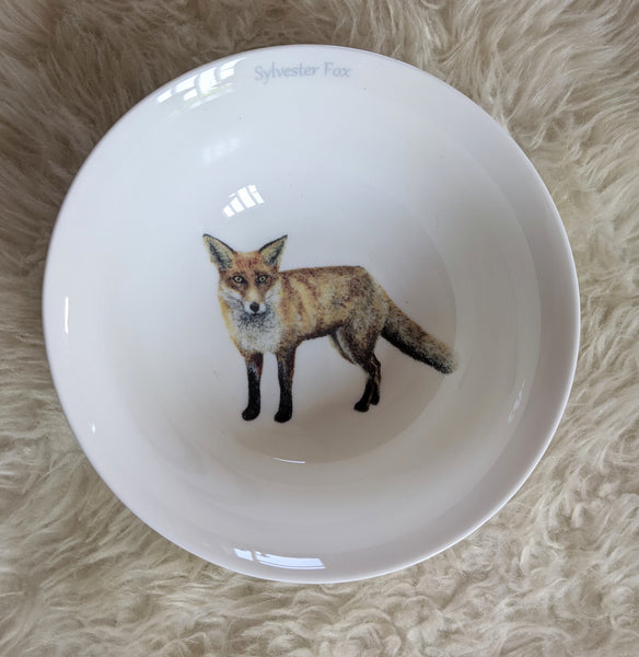 Sylvester Fox Cereal Bowl
