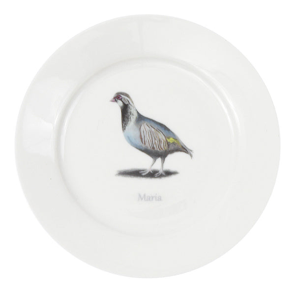 Maria Partridge Tea Plate