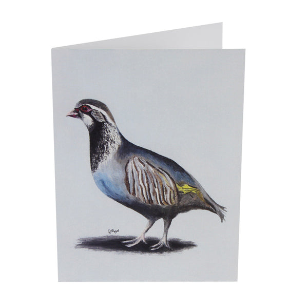 Maria Partridge Greetings Card