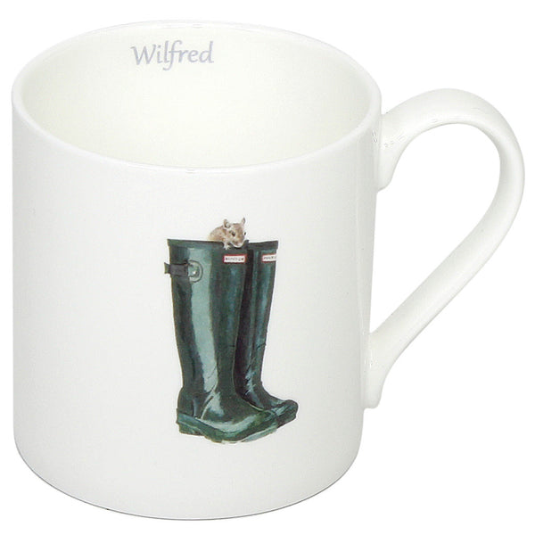 Wilfred Mouse Mugs