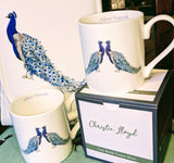 Albert Peacock Mugs