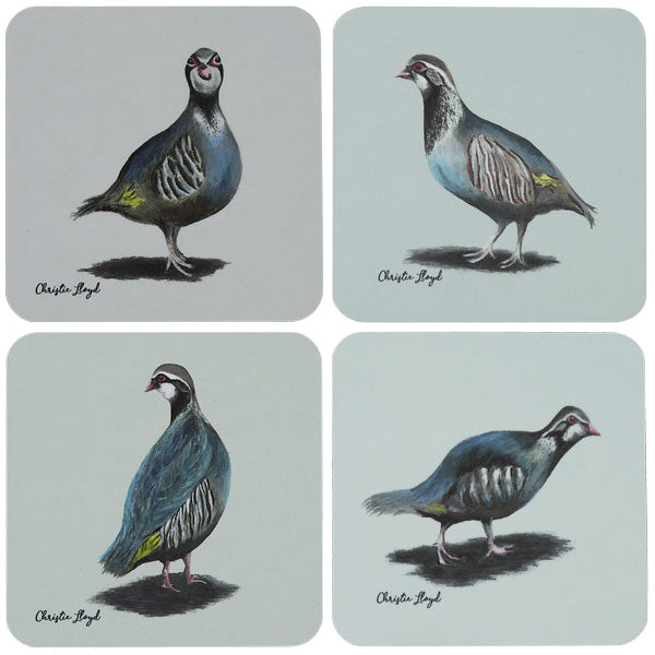 Partridge Table Mat Collection x4