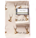 Samson Stag Tea Towel