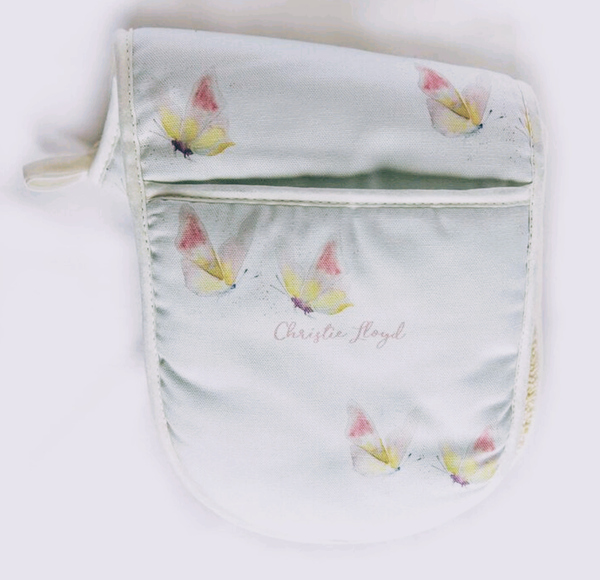 Harvest Butterfly Double Oven Glove