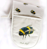Beatrice Bumble Double Oven Gloves