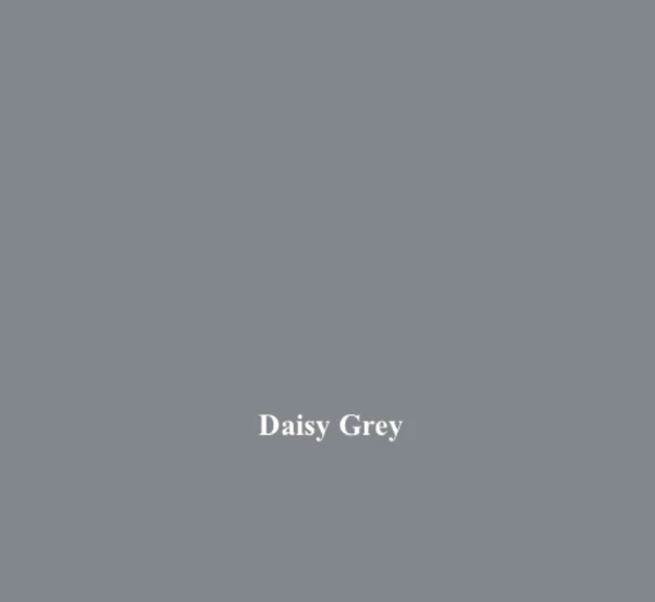 Daisy Grey Velvet Fabric