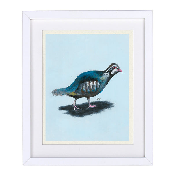 Winnie Partridge Framed Prints