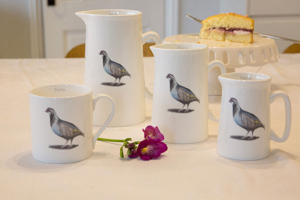 Maria Partridge Mugs