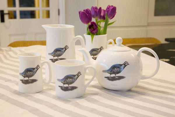 Winnie Partridge Mugs
