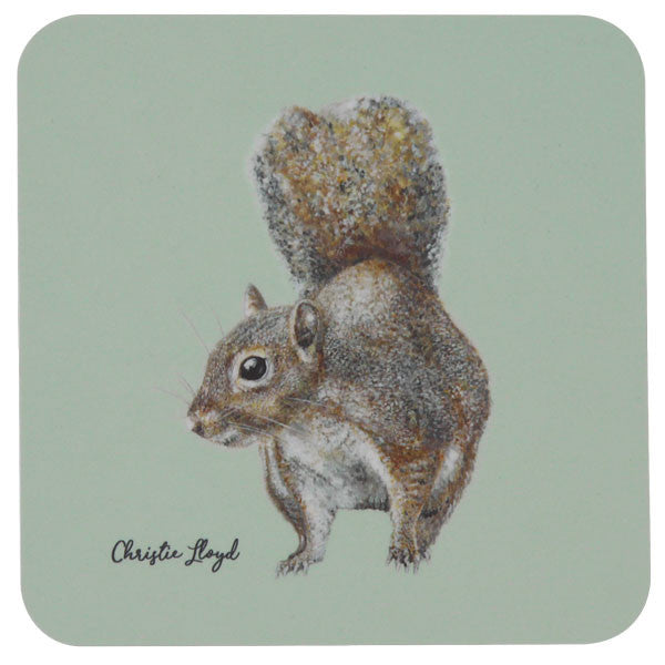 Cyril Squirrel Table Mat