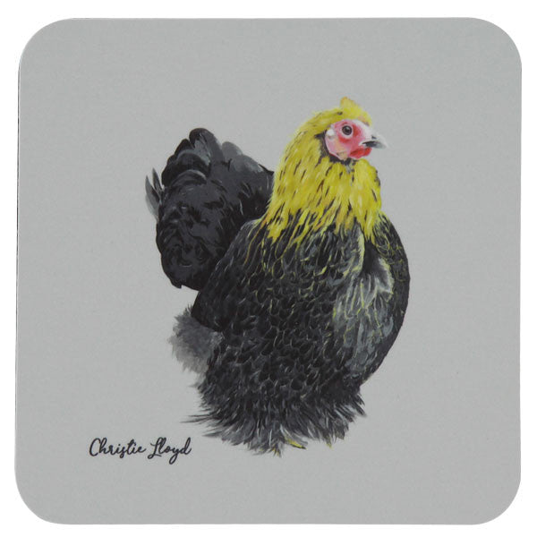 Daisy Hen Table Mat