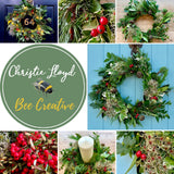 (POSTPONED) Natural Foliage Wreath Workshop - Sat 12th December