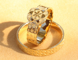 Wedding Rings Precious Lace Jewelry