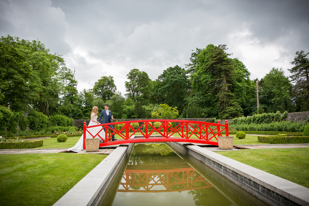 Lough Rynn Castle Wedding photographer