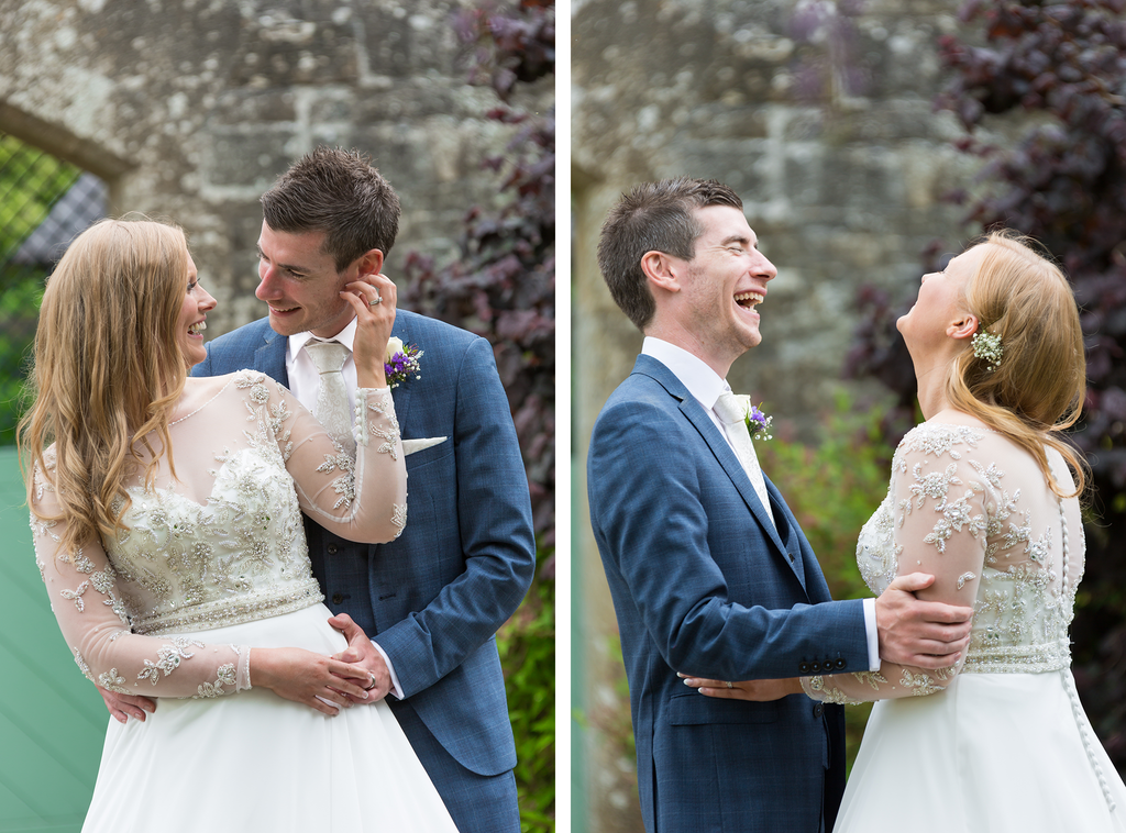 Quirky wedding photographer Galway Roscommon