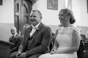 The happy couple wedding photography Roscommon