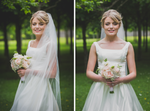 Beautiful Bridal portraits Roscommon park wedding photography Galway wedding photography