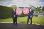 Galway Roscommon Wedding photography fun signs for a wedding
