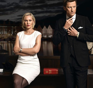 Aber Bergen ~ TV review ~ Nordic Noir Legal crime drama
