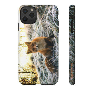 SCANDINORDIC Wild Fox Phone Case ~ CUSTOMIZE FREE - SCANDINORDIC.com