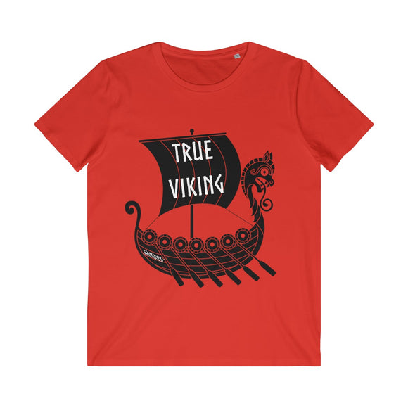 TRUE VIKING Organic Shirt - SCANDINORDIC.com