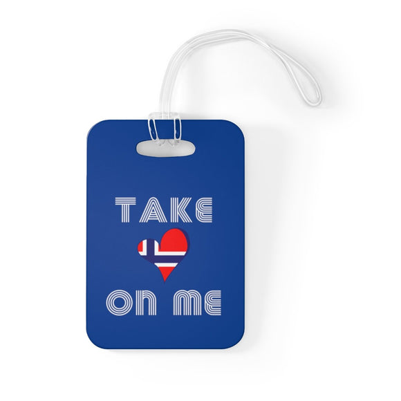 aha Bag Tag - SCANDINORDIC.com