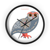 SMALL OWL CLOCK - SCANDINORDIC.com
