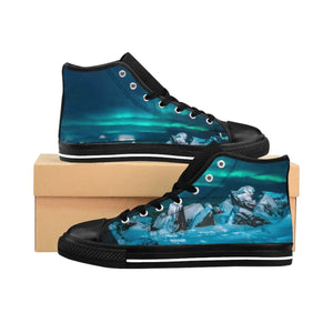 SCANDINORDIC Iceland Glaciers Footwear ~ Exclusive Design - SCANDINORDIC.com