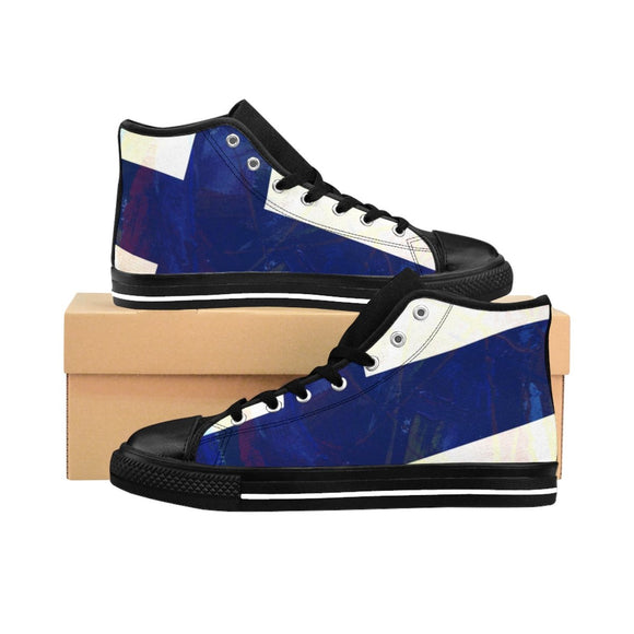 SCANDINORDIC Finland Flag Grunge Footwear ~ Exclusive Design - SCANDINORDIC.com