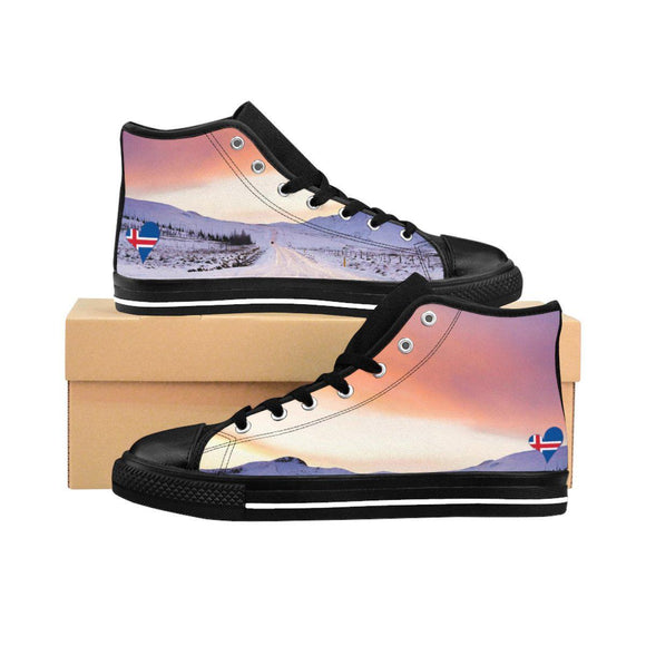 SCANDINORDIC Iceland Sunset Sneakers - SCANDINORDIC.com
